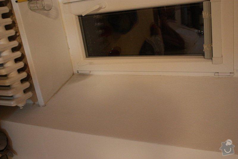 Problem s vlhkostí v bytě: Okno_pokoj