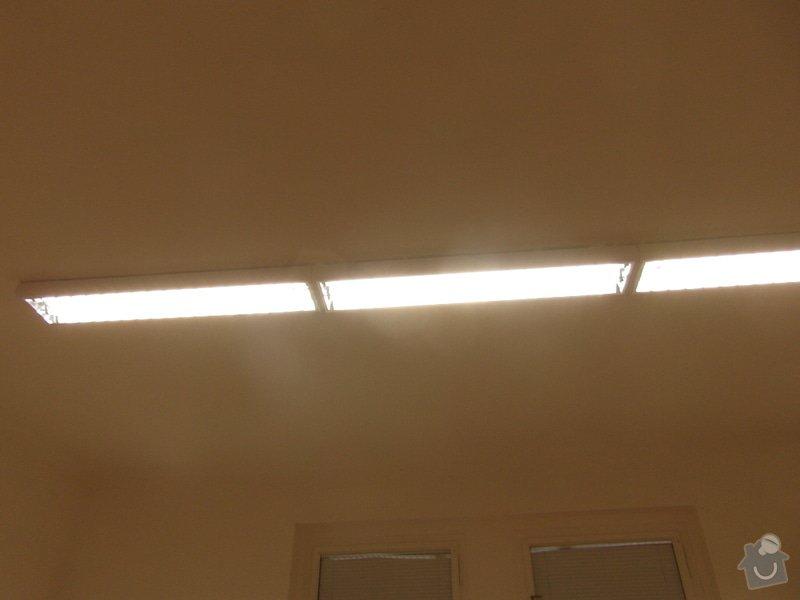 Návrh osvětlení v bytě: pracovna_po_instalaci_zarivek