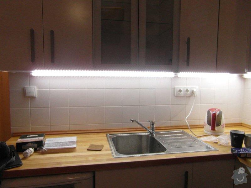 Návrh osvětlení v bytě: SAM_1068