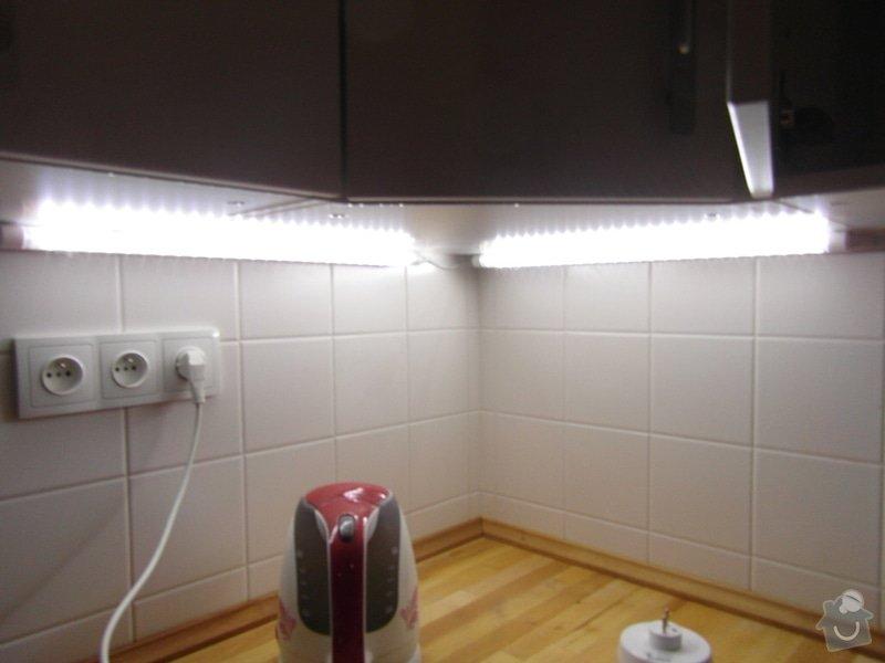 Návrh osvětlení v bytě: SAM_1067
