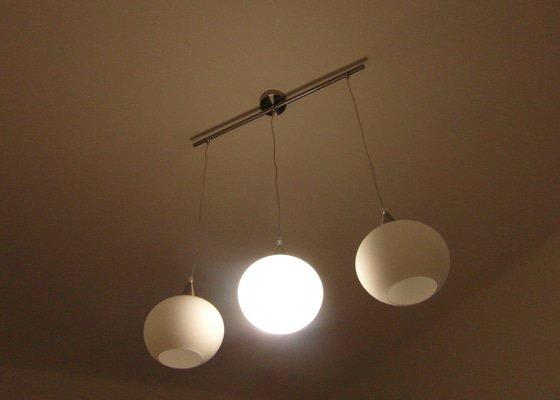 Návrh osvětlení v bytě