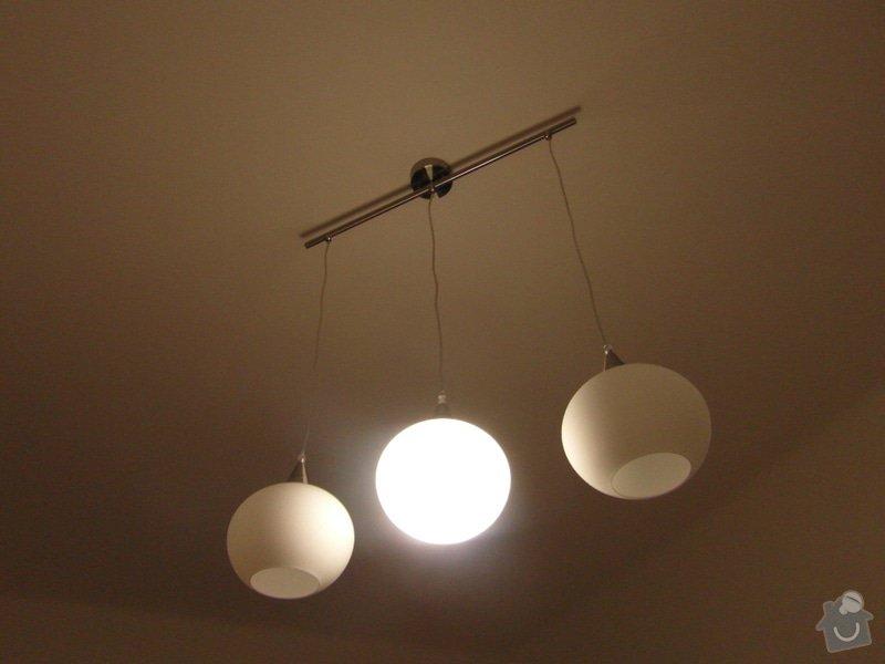 Návrh osvětlení v bytě: SAM_1073