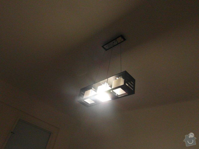 Návrh osvětlení v bytě: SAM_1072