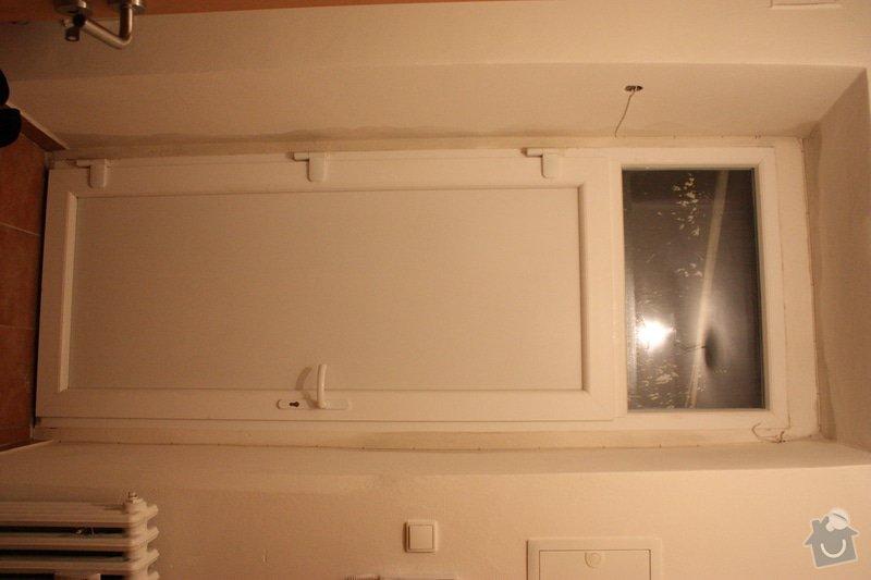 Problem s vlhkostí v bytě: Vchodove_dvere