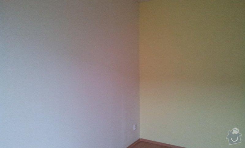 Odhlučnění ložnice -stěny i strop: 20121203_094009