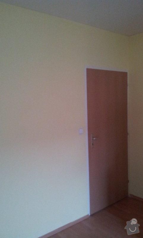 Odhlučnění ložnice -stěny i strop: 20121203_094027