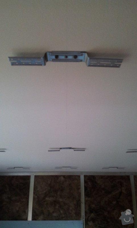 Odhlučnění ložnice -stěny i strop: 20121203_132040
