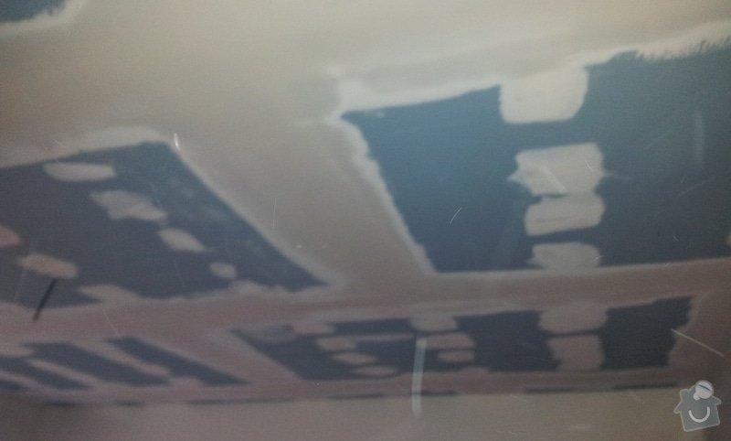 Odhlučnění ložnice -stěny i strop: 20121204_140453