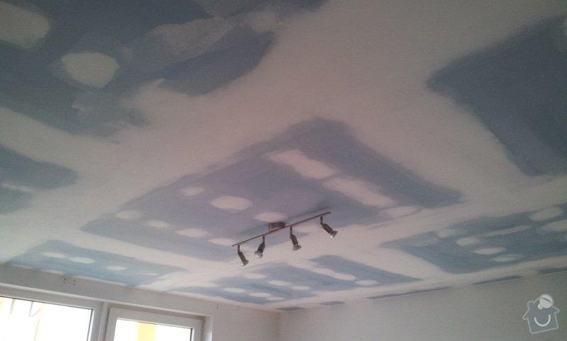 Odhlučnění ložnice -stěny i strop: 20121205_123436