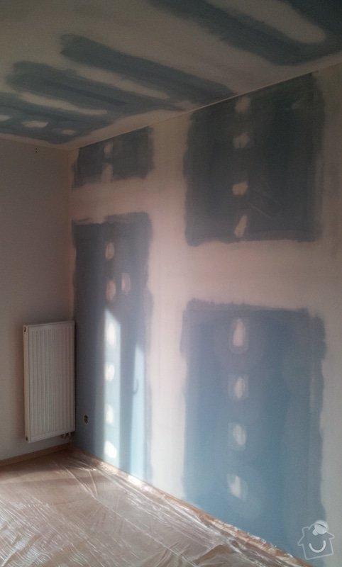 Odhlučnění ložnice -stěny i strop: 20121205_123455