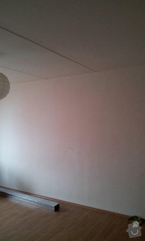 Přepažení místnosti: 20121206_101744