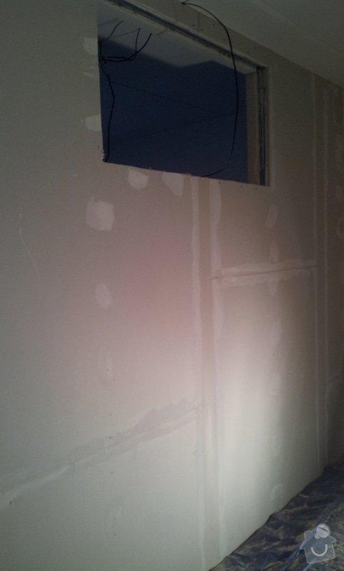 Přepažení místnosti: 20121206_150834