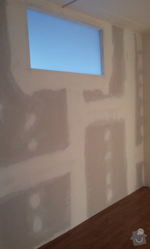 Přepažení místnosti: 20121207_131204