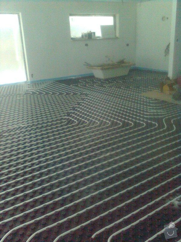 Podlahové topení: Obraz0296