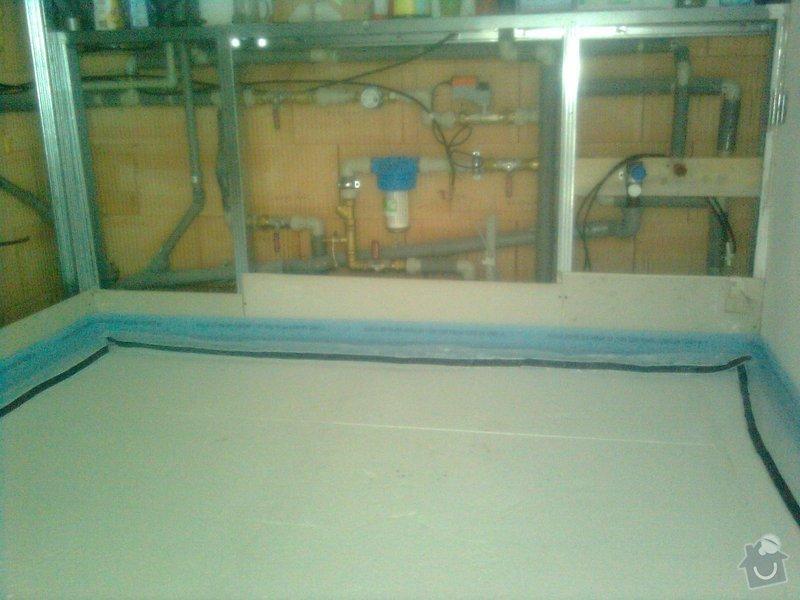 Podlahové topení: Obraz0270