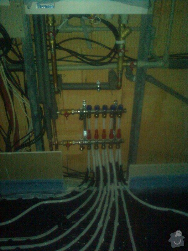 Podlahové topení: Obraz0284