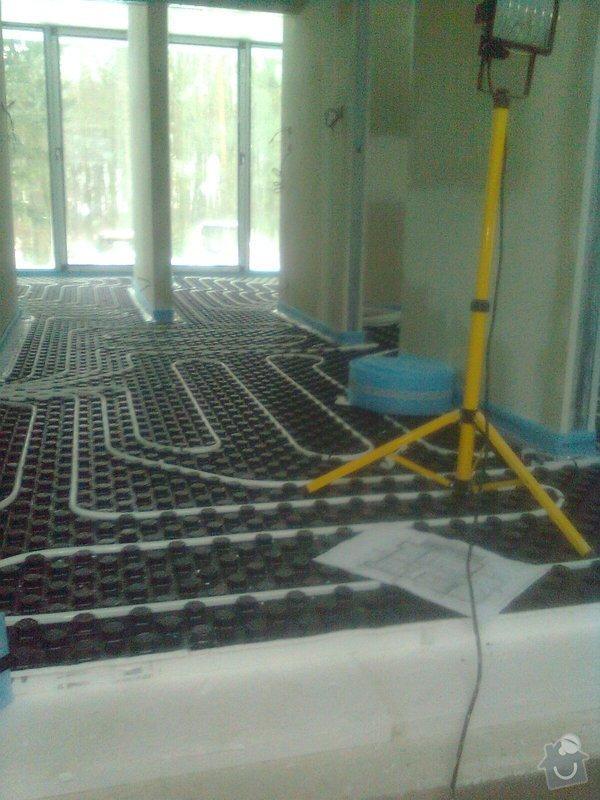 Podlahové topení: Obraz0304