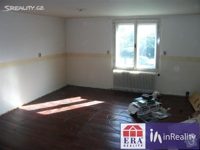 Rekonstrukce rodinného domu okr. Beroun: 4ee0a2f300398e2c0db60000