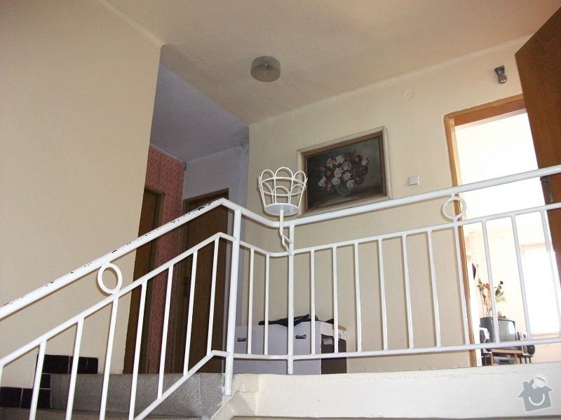 vyhotovení projektu a rekonstrukce podkroví,: pokoj2
