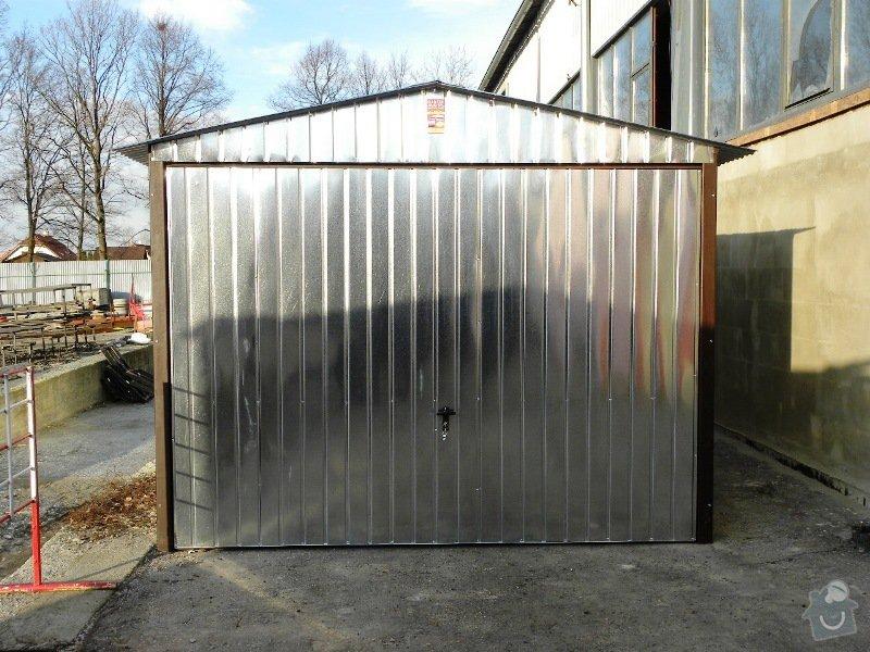 Plechová garáž: DSCN4734