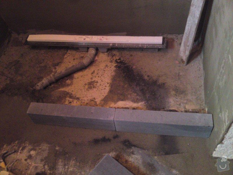 Rekonstrukce koupelny, Slaný: SE_905_059