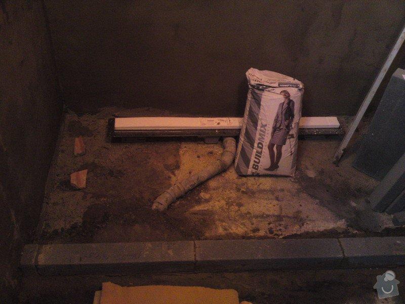 Rekonstrukce koupelny, Slaný: SE_905_064