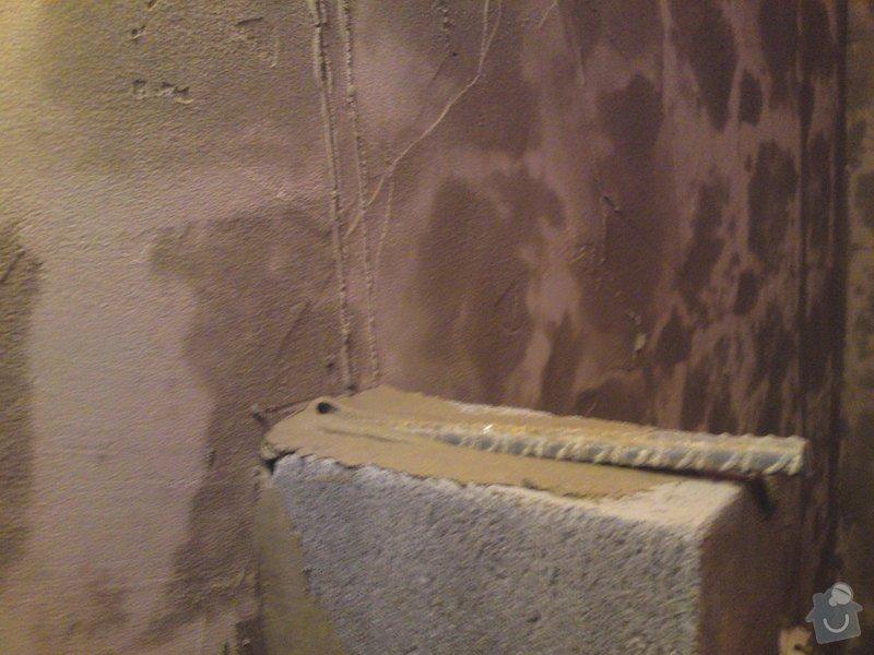 Rekonstrukce koupelny, Slaný: SE_905_006