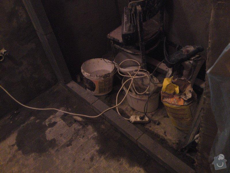 Rekonstrukce koupelny, Slaný: SE_905_009