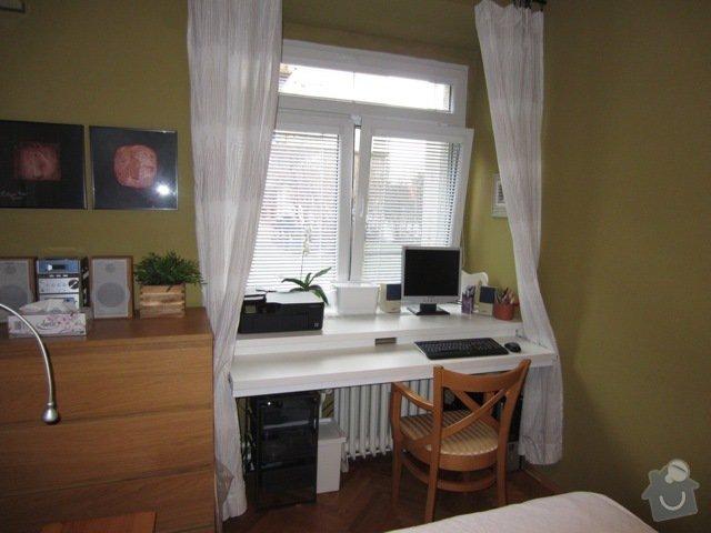 Výroba psacího stolu: IMG_2833