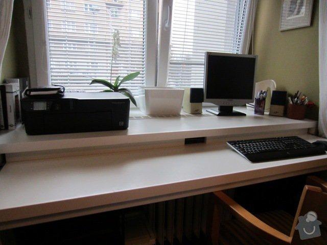 Výroba psacího stolu: IMG_2834