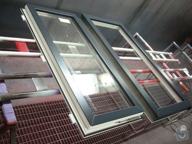 Lakování plastového okna: P1030765