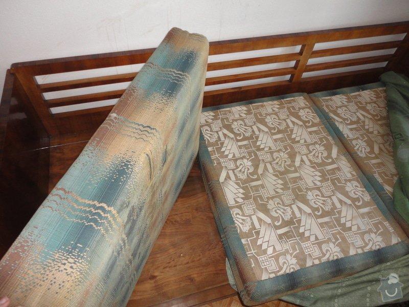Oprava matrace případně výroba nové: DSC03359
