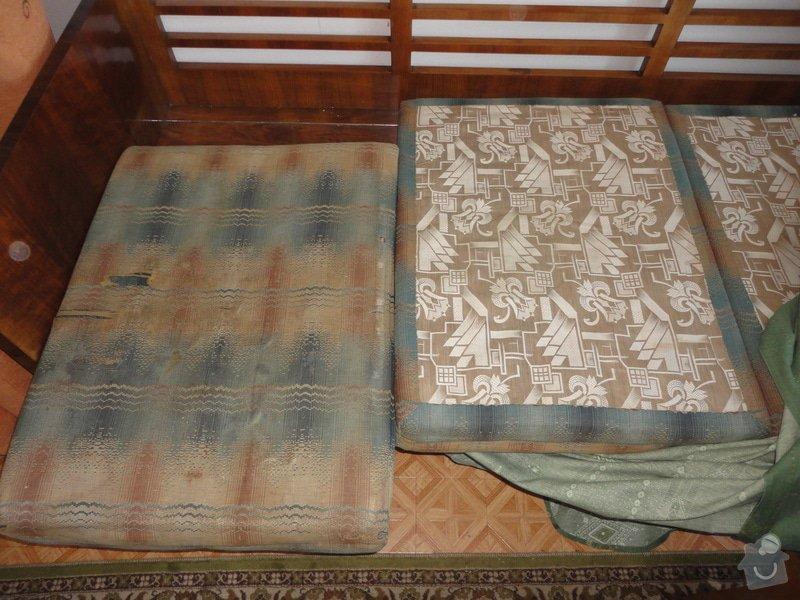 Oprava matrace případně výroba nové: DSC03358