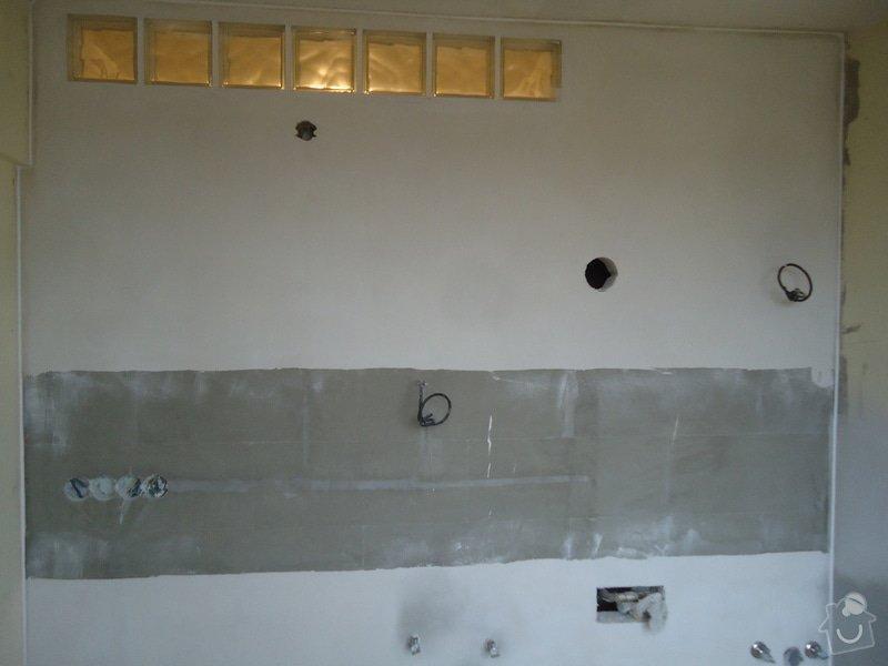 Částečná rekonstrukce kuchyně: 3