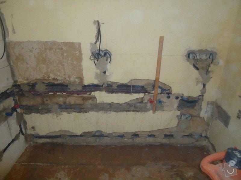 Částečná rekonstrukce kuchyně: 13