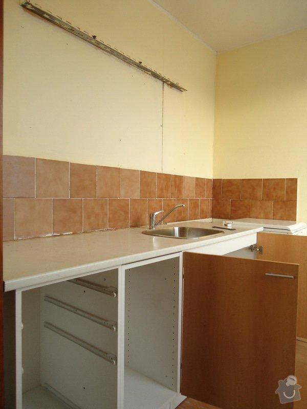 Částečná rekonstrukce kuchyně: 24