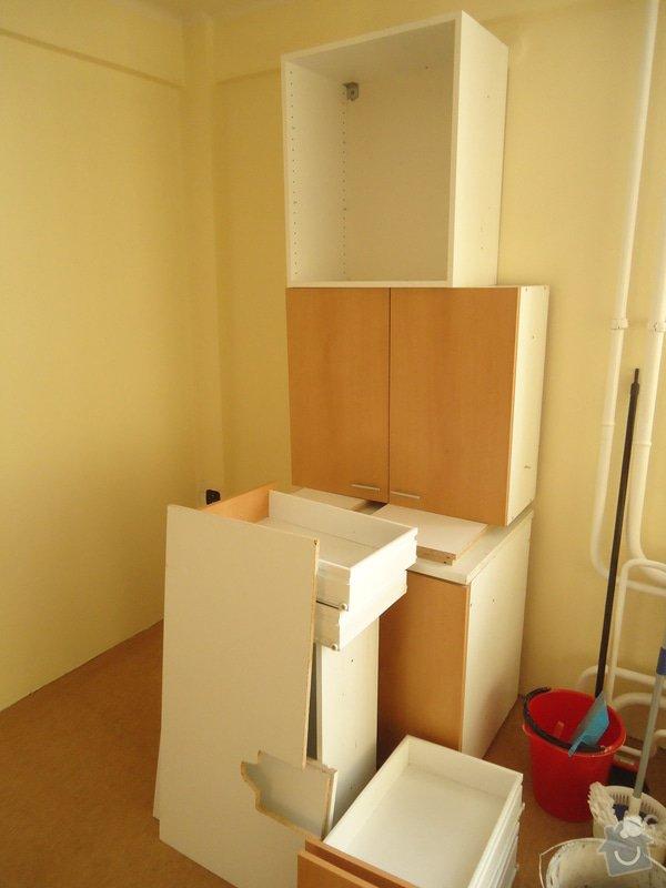 Částečná rekonstrukce kuchyně: 25