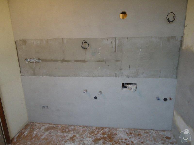 Částečná rekonstrukce kuchyně: DSC01020