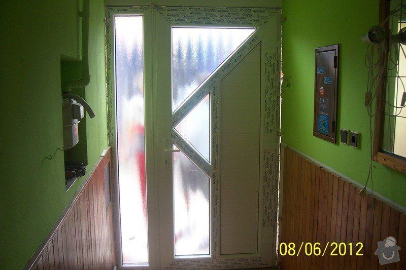 Plastové vchodové dveře: 100_2402