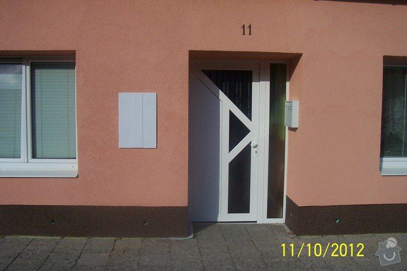 Plastové vchodové dveře: 100_3322