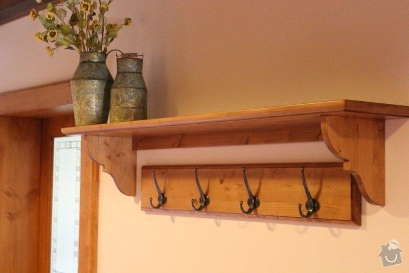 Vybavení roubenky nábytkem, kuchyňská linka a návrh a realizace obkladů roubenky: IMG_3309