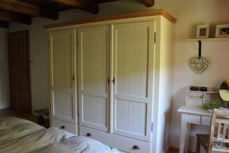 Vybavení roubenky nábytkem, kuchyňská linka a návrh a realizace obkladů roubenky: IMG_3331