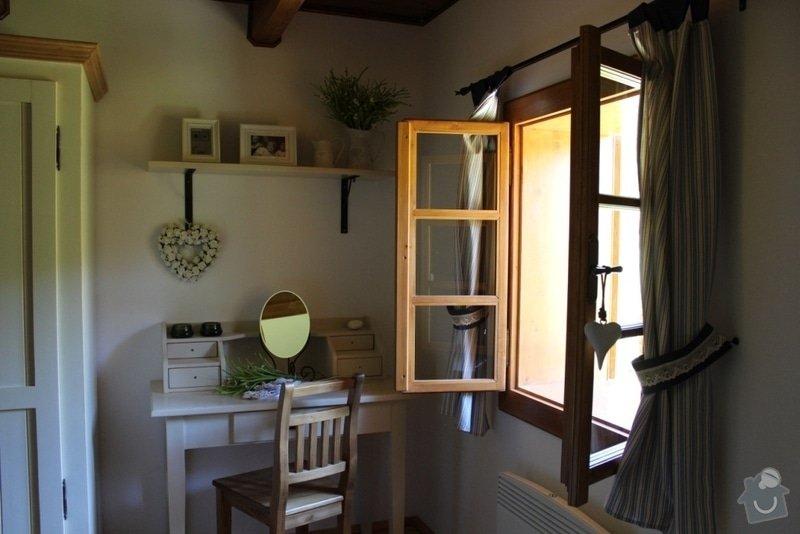 Vybavení roubenky nábytkem, kuchyňská linka a návrh a realizace obkladů roubenky: IMG_3333