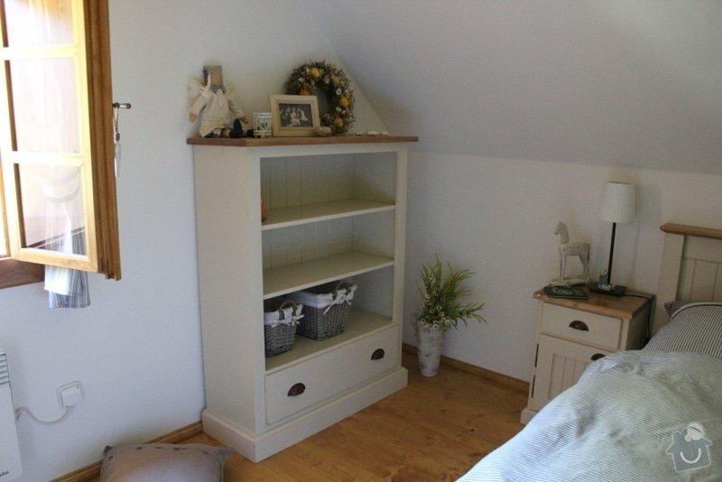 Vybavení roubenky nábytkem, kuchyňská linka a návrh a realizace obkladů roubenky: IMG_3341