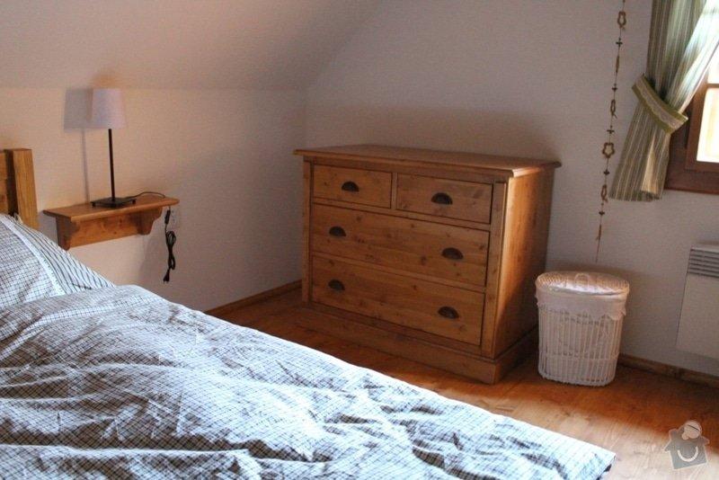 Vybavení roubenky nábytkem, kuchyňská linka a návrh a realizace obkladů roubenky: IMG_3357