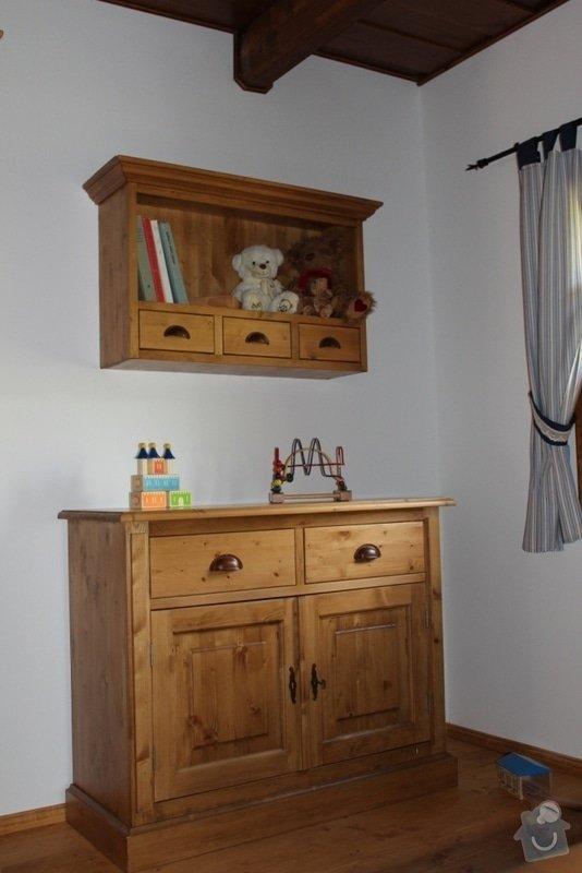 Vybavení roubenky nábytkem, kuchyňská linka a návrh a realizace obkladů roubenky: IMG_4463