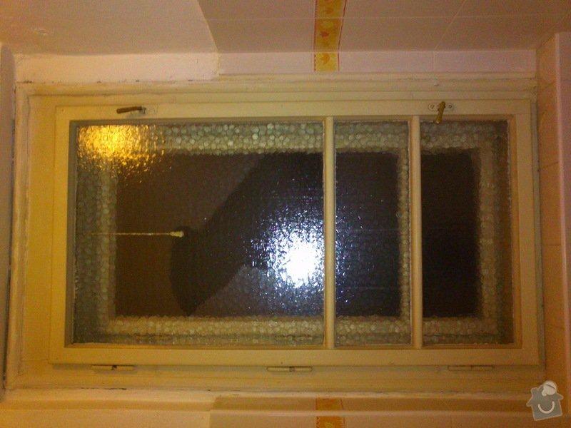 Renovace špaletových oken a parapetů + dveří: DSC_0009