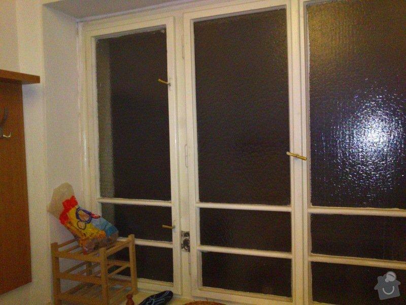 Renovace špaletových oken a parapetů + dveří: DSC_0010
