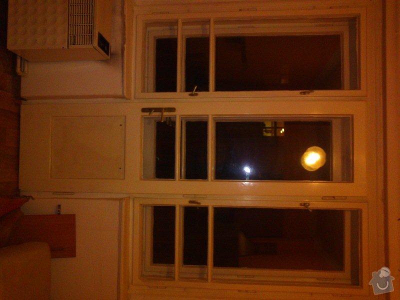 Renovace špaletových oken a parapetů + dveří: DSC_0012
