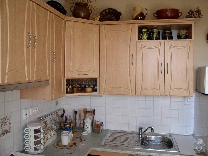 Kuchyňská linka: Vzorova_kuchyne